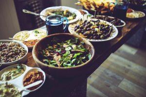 påskefrokost menu ud af huset