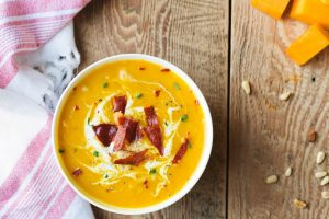 butternut suppe